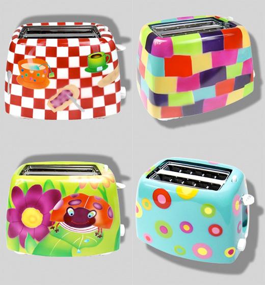 Créa Créa Toasters